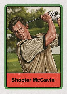Artist Cuyler Smith created this amazingly fantastic set of trading card  art based on characters from classic sports movies. Some of the cards  features Daniel LaRusso and Johnny Lawrence from The Karate Kid; Scotty  Smalls and Squints from The Sandlot; Gordon Bombay and Charlie Conway from  The Mighty Ducks; Ty Webb from Caddyshack; Coach Taylor and Tim Riggins  from Friday Night Lights; Shooter McGavin from Happy Gilmore; Scott Howard  from Teen Wolf; Ricky Vaughn from Major League; and a…