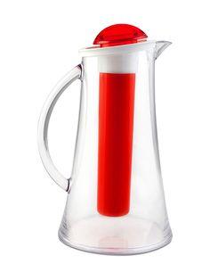 Dzbanek z wkładem na lód, idealny na upały, 2,1l Vialli Design 56 PLN  #limango #sale #summer #hot #kitchen