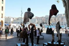Travellers by Bruno Catalano