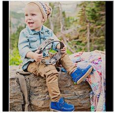 Boy style.  Shoe love.