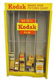 Vintage kodak film