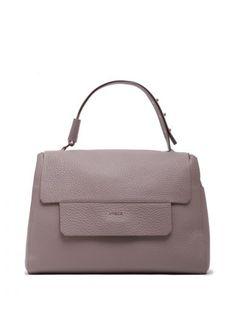 FURLA . #furla #bags #leather #hand bags #tote #metallic #