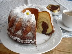 The ultimate marble cake, a very delicious cake recipe. Ratings: Average: Ø The ultimate marble cake, a very delicious cake recipe. Delicious Cake Recipes, Yummy Cakes, Yummy Treats, Sweet Treats, Kenwood Cooking, Gateaux Cake, Marble Cake, Cooking Chef, Food Cakes