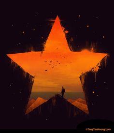 The Art of Negative Space: Part II 출처: http://www.behance.net/tangyauhoong