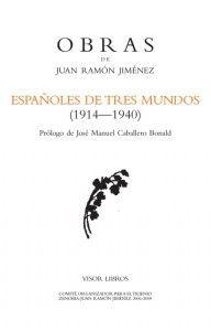 http://blogs.upm.es/nosolotecnica/2015/05/27/espanoles-de-tres-mundos-juan-ramon-jimenez/   Esta obra es una colección de retratos  de personajes independientes, de  figuras que Juan Ramón Jiménez conoció o no, pero que le interesaron.