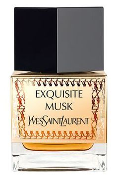 Yves Saint Laurent Oriental Collection Exquisite Musk ~ New Fragrances