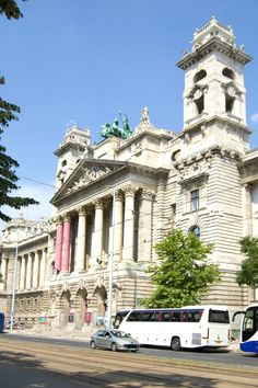 Museum of Ethnography #Budapest #architecture