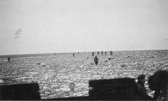 1941, Russie, Un groupe de soldats russes se rend à des allemands. Photo prise depuis un Sd.Kfz.10/4 (1)