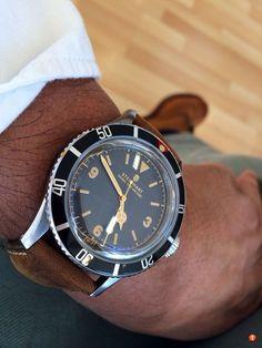 STEINHART OCEAN One Vintage (42mm) ...repinned für Gewinner! - jetzt gratis Erfolgsratgeber sichern www.ratsucher.de