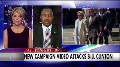"""Hillary Clinton is claiming to be this great protector of women. And yet in these situations, she didn't in any way lend assistance to these women.""  Dr. Ben Carson explained the reasoning behind Donald J. Trump's latest web video which points to sexual assault allegations against Bill Clinton, saying it highlights the ""hypocrisy"" in Hillary's actions."