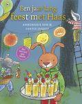 Kerntitel Kinderboekenweek 2014 Een jaar lang feest met Haas - Annemarie Bon