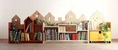 Dicas e idéias de como organizar os livros das crianças, criar um cantinho da leitura e manter tudo organizado. Aproveite as dicas!