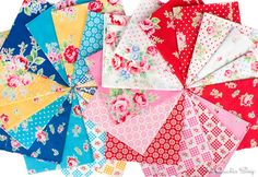 Flower Sugar by Lecien Fabrics
