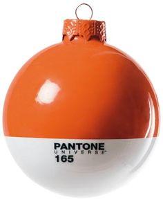 Pantone 165 Ornament