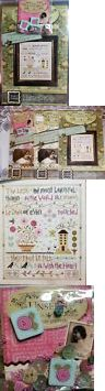 Cross Stitch Patterns 34032: Lizzie Kate - Things Unseen - New 3 Charts In Set With Embellishment Pack -> BUY IT NOW ONLY: $48 on eBay!
