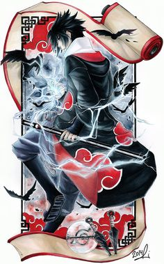 Sasuke by Torari.deviantart.com on @deviantART