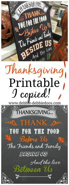 Thanksgiving printab