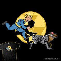 Adventures of Vault Boy and Rex