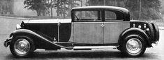 Renault Suprastella by Weymann