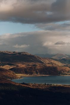 Kylerhea in Sleat on the Isle of Skye in Scotland.