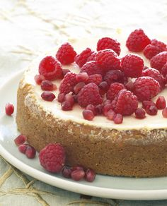 Best ever baked cheesecake