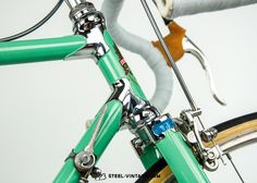 Steel Vintage Bikes - Bianchi Campione del Mondo 1950s Roadbike