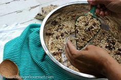 Homemade Instant Oatmeal Packet :: Recipe on PocketChangeGourmet.com