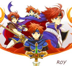 Roy via ASK---ROY (Roy) on deviantART
