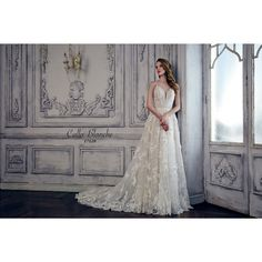 The Calla Blanche Wedding Dress Collection takes a fashion-forward approach with unique wedding dresses for brides unlike the traditional wedding dress. Wedding Dress Bustle, Sheath Wedding Gown, Luxury Wedding Dress, Bridal Wedding Dresses, Wedding Dress Styles, Bridesmaid Dresses, Prom Dresses, Bridal Collection, Dress Collection
