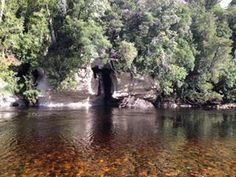 Franklin River in the WHA, South West Tasmania
