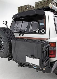 1994 Toyota Land Cruiser - Off-Grid Rig Todo Camping, Off Road Camping, Jeep Camping, Land Cruiser 80, Pt Cruiser, Overland Truck, Overland Trailer, Patrol Y61, Off Road Racing