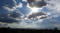 sun #cloud #nuvol #nuvola #sky