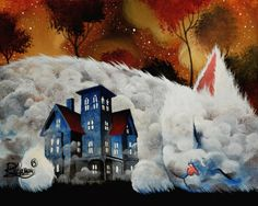 """Raphaël Vavasseur é um artista que passou os primeiros 25 anos de sua vida em Paris, onde também estudou design gráfico e arte. Foi quando eleinterrompeu seus estudos e dedicou-se àcriação artística, tornando-se autodidata em computação gráficae pintura. Sentindo uma necessidade de natureza e de mais espaço, mudou-se para a zona rural na Normandia, umaregião histórica localizada no noroeste da França. A tranquilidade e ar fresco desta região bucólica promoveu sua criatividade. """"Eu uso a…"""