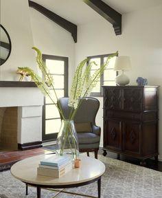 Moderno e vintage em harmonia. Casa de Los Angeles ganha reforma total