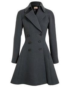 AZZEDINE ALAÏA | Tailored Wool Princess Coat | Browns fashion & designer clothes & clothing