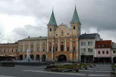 Zilina, Slovakia...Scott would be sooo excited <3
