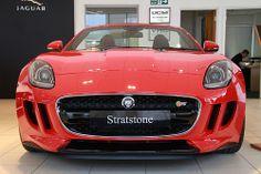 117/365 - 27 April 2013 - Jaguar F Type Red