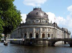 Île des Musées, Berlin © Staatliche Museen zu Berlin. Foto: Atelier Tesar