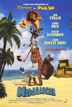Madagascar - Rotten Tomatoes  Have seen - 3.5 Stars.