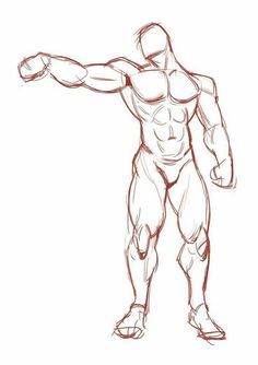 Embedded boceto in 2019 anatomy sketches, art drawings, art sketches. Human Anatomy Drawing, Anatomy Art, Human Figure Drawing, Manga Drawing, Drawing Sketches, Drawing Art, Body Sketches, Drawing Studies, Drawing Tips