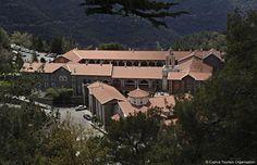 Cyprus Troodos Mountains Kykkos Monastery