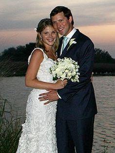 Jenna Bush & Henry Hager Wed in Texas