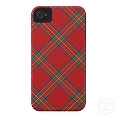Royal Stewart Tartan iPhone 4\4s Case iPhone 4 Cover