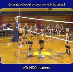 Congrats Volleyball! Season 2013
