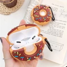 Cute Ipod Cases, Girly Phone Cases, Mobile Phone Cases, Iphone Cases, Mobile Phones, Kawaii Accessories, Iphone Accessories, Cute Headphones, Earphone Case