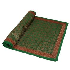 Amazon.com - Table Runners Handmade Natural in Brocades in India
