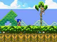 Ultimate Sonic - A flash clone of the highly popular classic platform based on SEGA Sonic game.