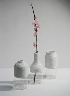 Chapeaux pour vases