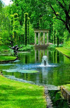 Norway's, most beautiful garden