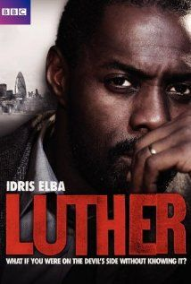 Luther (2010–2015) TV Series  |  60 min  |  Crime, Drama, Mystery Ratings: 8.6/10 from 57,167 users    Reviews: 98 user | 46 critic A crime drama series starring Idris Elba as a near-genius murder detective whose brilliant mind can't always save him from the dangerous violence of his passions.  Creator: Neil Cross Stars: Idris Elba, Warren Brown, Dermot Crowley ===== ????? Mayyyyybe. I see it wnet a little downhill after the first season. Such a shame.